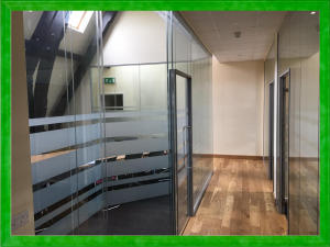 Glass Partition Leeds