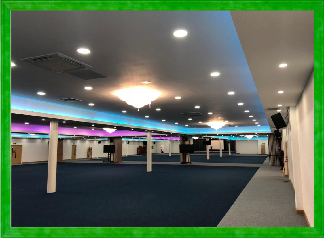 JK Suspended Ceilings And Glass Partitions Leeds